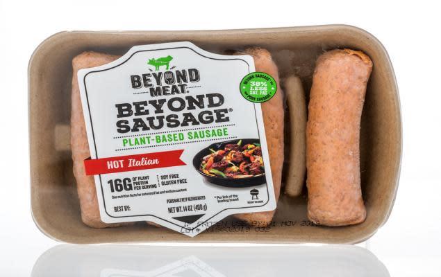 The Zacks Analyst Blog Highlights: Walmart, Pilgrim's Pride, McCormick and Beyond Meat