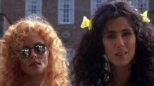 """Susan Sarandon, entre el rol que le robó Cher y el difícil rodaje """"Las brujas de Eastwick"""""""