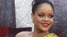 "Rihanna se 'desborda' en estreno londinense de ""Ocean's 8"""