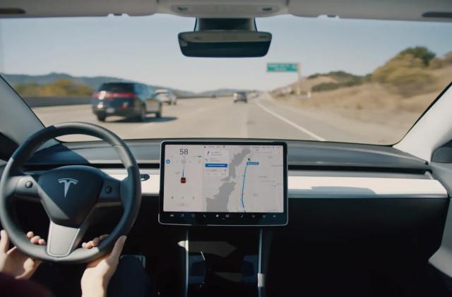 Tesla's Sentry Mode has already caught a suspected thief