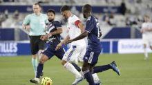 Foot - L1 - Ligue1: un match vraiment nul entre Bordeaux et Lyon