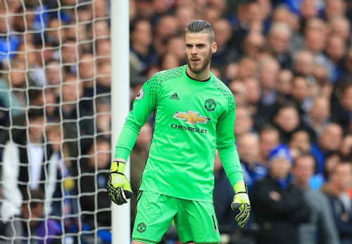 David De Gea is wanted by Real Madrid