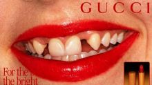 Gucci's new advert sparks some strong reactions