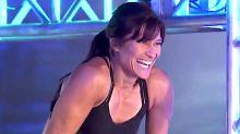 Mother Of 3 Makes History On 'American Ninja Warrior'