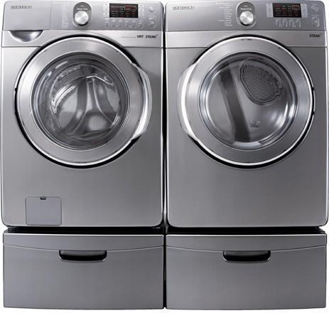 Samsung's CES household appliance lineup: everything but the kitchen sink