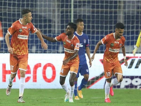 ISL 7: Igor Angulo's sets up second-half comeback for FC Goa against Bengaluru