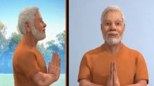 'Have You Made Surya Namaskar Part Of Routine?' Modi Tweets New Yoga Video