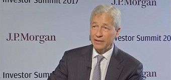 Dimon lays into bitcoin, says it's 'worth nothing'