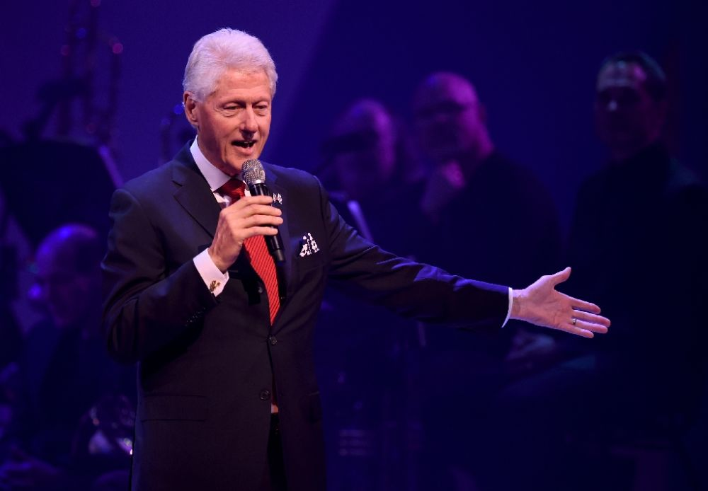 Democratic presidential nominee Hillary Clinton's campaign has refused to authenticate hacked emails released by WikiLeaks showing that former President Bill Clinton made more than $50 million in Clinton Foundation-related work