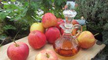 Tomar vinagre de maçã ajuda a perder peso. Saiba a maneira correta de consumir