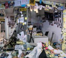 Beijing condemns Hong Kong protests via state media