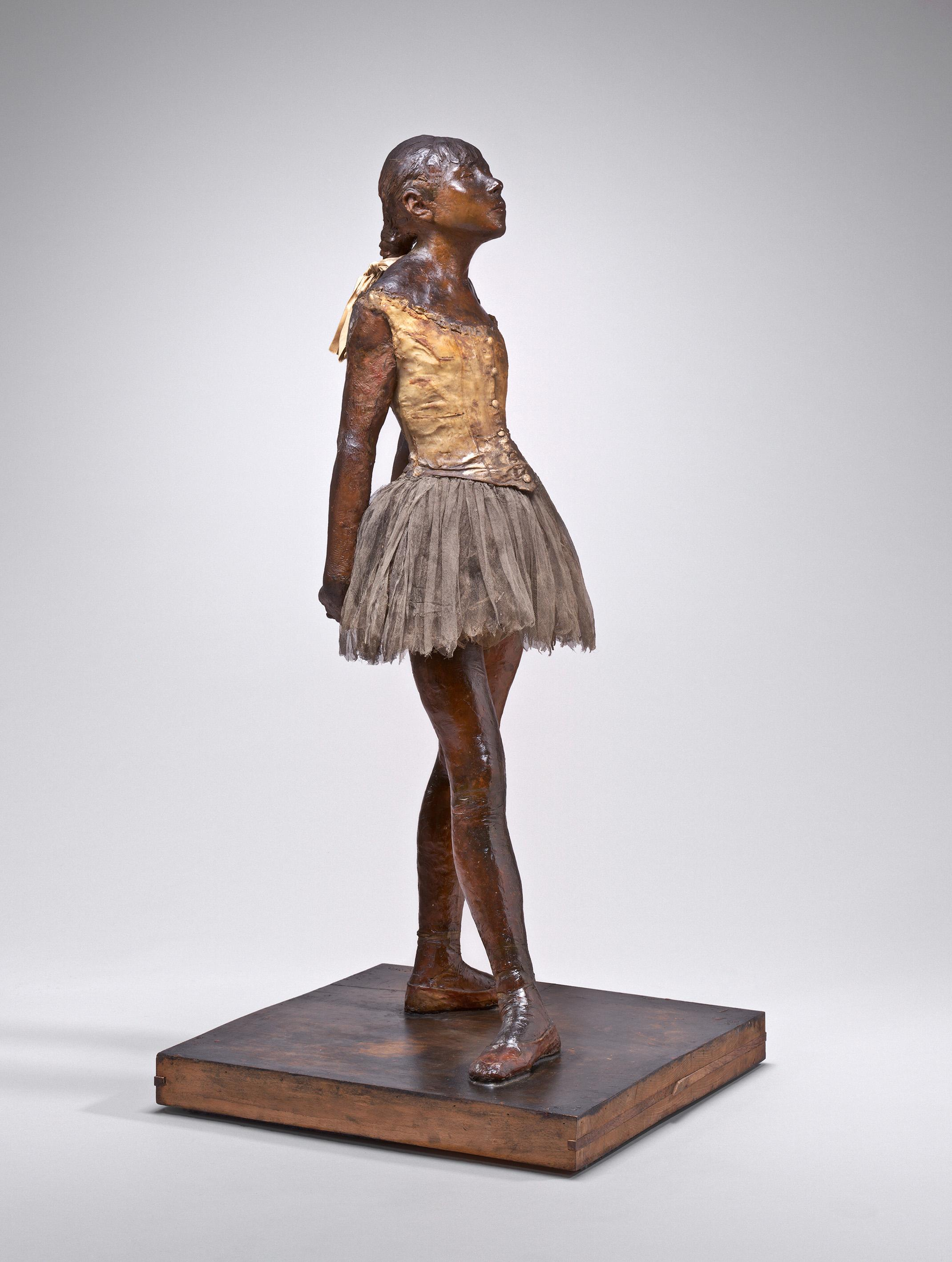 degas ballerina sculpture - HD 1207×2048
