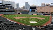 An MLB First: Baltimore Orioles to Play Before No Fans
