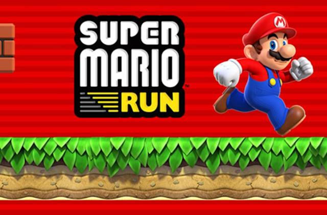 'Super Mario Run' lands on Android a day early