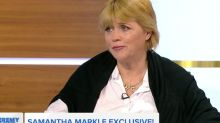 Samantha Markle on Meghan and Prince Harry's baby: 'If my dad is excluded, I won't be happy'