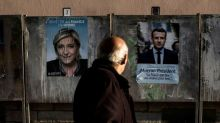 Polar opposites: The issues that divide Le Pen and Macron