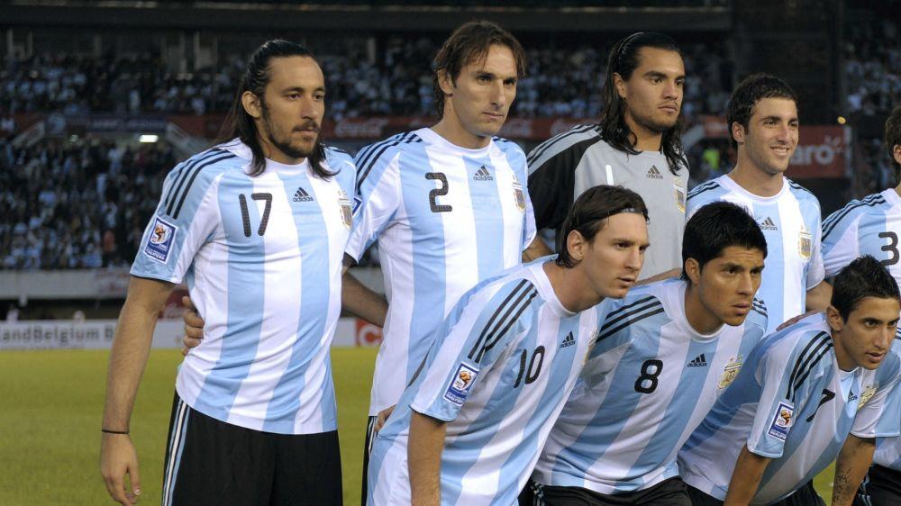 El Flaco Schiavi también felicitó a Messi