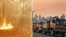 Latest bushfire victim was on the phone to his brother when flames engulfed his home