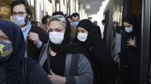 Iran shatters its single-day record for virus deaths, cases