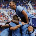 NYCFC breaks Red Bull Arena drought with big derby win