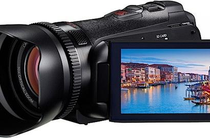 Canon VIXIA HF G10 boasts HD CMOS sensor and manual focus, joins new M, R, and S series camcorders