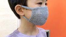 Everlane is now making their ultra-popular face masks for kids
