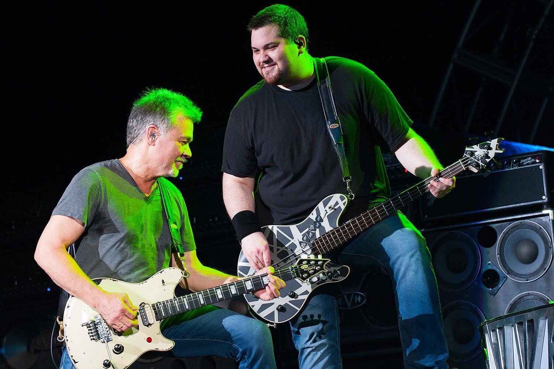 Eddie Van Halen S Son Wolfgang Prepared For Wave Of Hate When He Releases Debut Solo Album