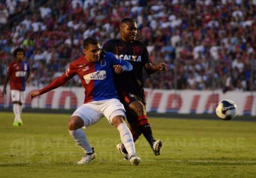 Atlético-PR segura empate contra Paraná e avança à semifinal do Paranaense