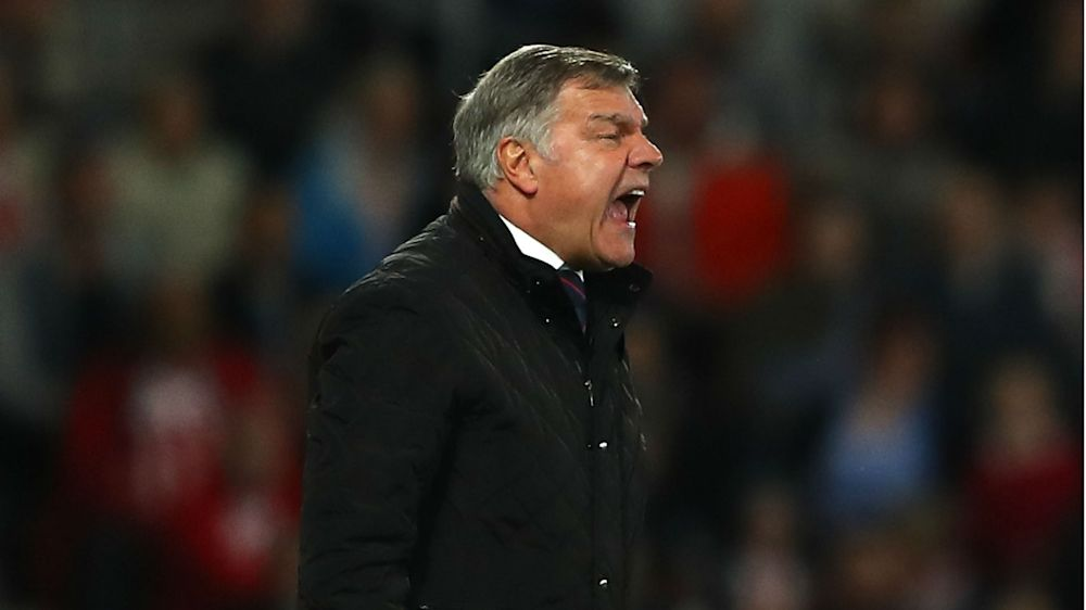 Allardyce: Premier League survival scrap is going to go to the wire