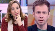 Sônia Abrão critica postura de Tiago Leifert no 'BBB': 'Jogador disfarçado'