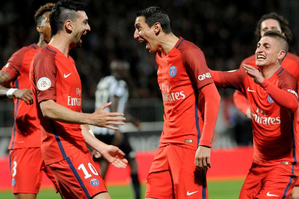 Angers-PSG, les tops et flops: Di Maria flambe, Monaco ne doit pas se rater
