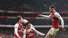 Arsenal's reaction to derby win shows how far they have fallen