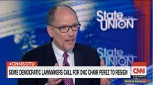 DNC Chair Tom Perez Says He Has No Plans To Resign After Iowa Caucuses Debacle