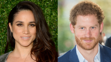 Harry and Meghan's Dating Timeline