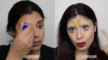This new McDonald's brow trend will give you golden arches
