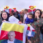 Kurdish forces withdraw from Ras Al-Ayn