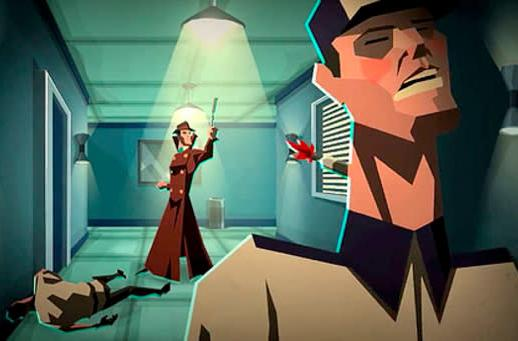 Invisible Inc's Early Access trailer isn't even trying to hide