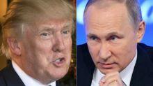"""Trump bezeichnet EU, Russland und China kurz vor Gipfel mit Putin als """"Gegner"""""""