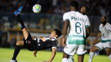 Goiás x Vasco: prováveis times, onde ver, desfalques e palpites
