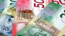 US dollar falls against the Canadian dollar again on Thursday to test a major support