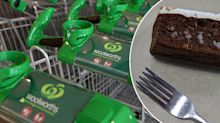 Woolworths 'mouldy' cake slices leave customers feeling sick