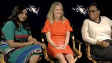 'We're in the midst' of Hollywood change: Oprah, 'Wrinkle in Time' co-stars talk more diverse blockbusters