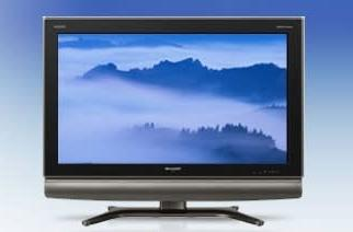 Sharp's latest 37-inch AQUOS LCD does 1080p