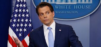 Scaramucci Post tweets Holocaust poll