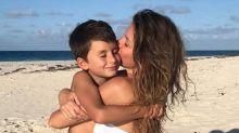 Gisele Bündchen faz homenagem aos filhos nas redes sociais para celebrar aniversário