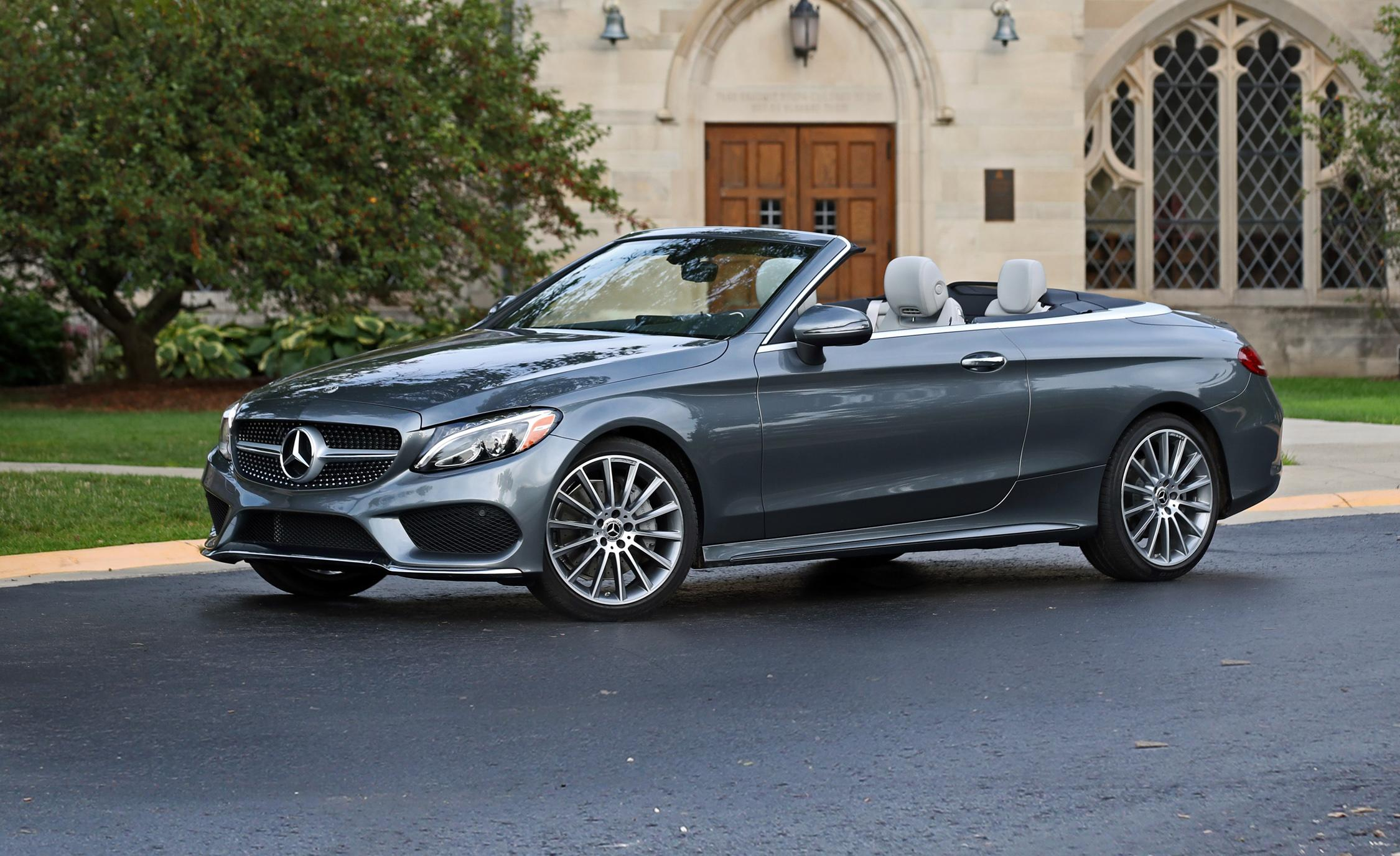 2018 mercedes benz c300 cabriolet. Black Bedroom Furniture Sets. Home Design Ideas