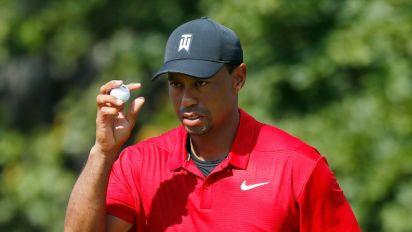 Golf: Woods remporte sa première victoire depuis cinq ans