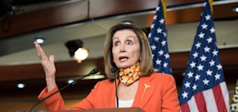 Pelosi on debate: 'I lost a lot of sleep last night'
