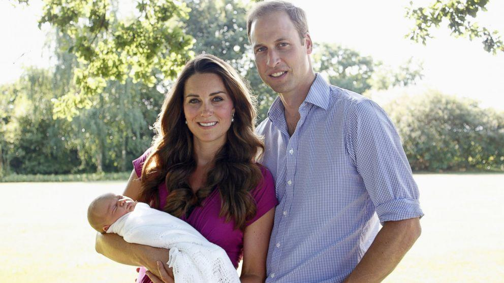 Prince George Has a New Nanny