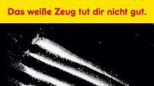 Krasse Kampagne: Netto vergleicht Zucker mit Kokain